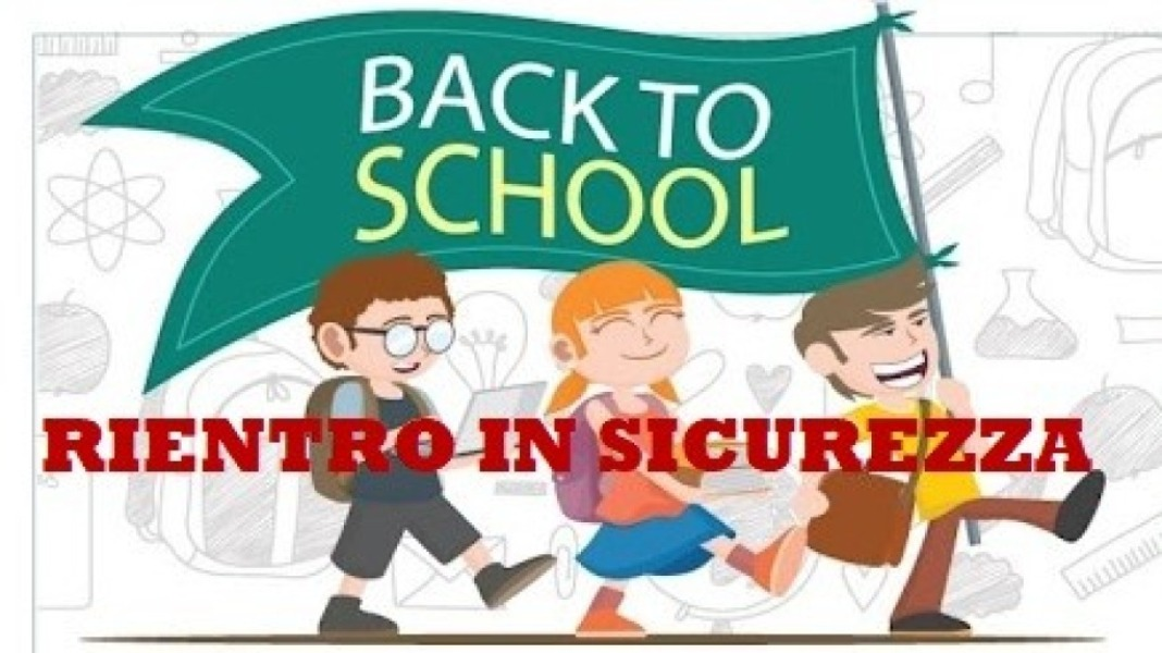 Rientro a scuola in sicurezza