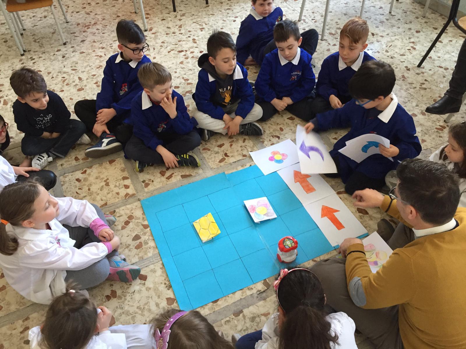 PON CODING FOR KIDS - CODICE 10.2.1A-FSEPON-CA-2017-101