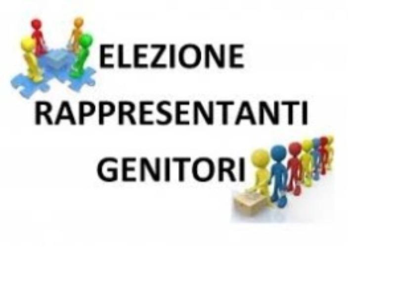 ELEZIONI PER IL RINNOVO DEI RAPPRESENTANTI DI GENITORI A.S. 20202021