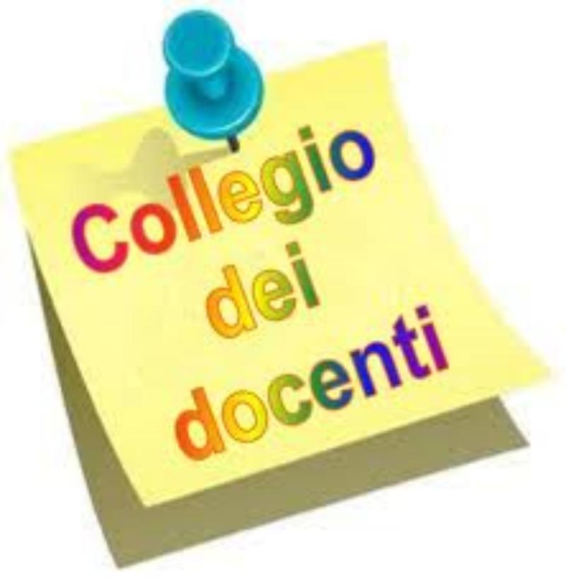 CONVOCAZIONE COLLEGIO DOCENTI  03/12/2020